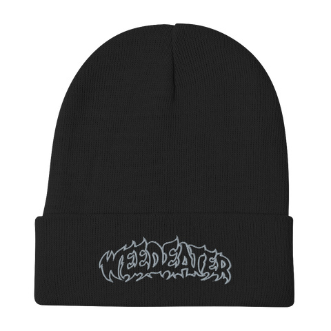 WEEDEATER Goat Logo Embroidered Beanie