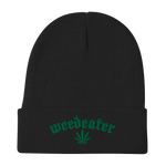 WEEDEATER Leaf Embroidered Beanie