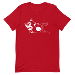 HAYDEN MENZIES Wino Cat Shirt Red