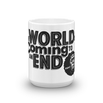 RYAN PATTERSON World Coming To An End Mug