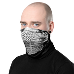AMENRA Chainmail Face Mask / Neck Gaiter
