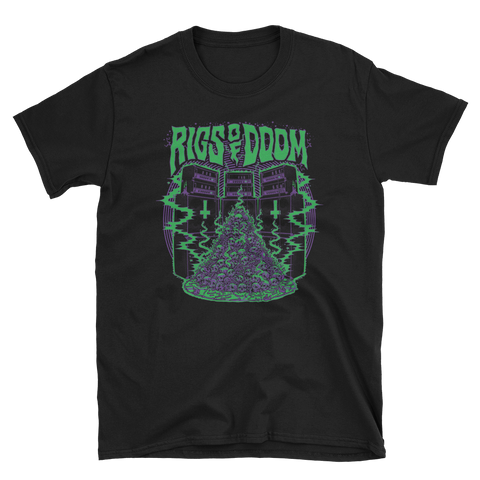RIGS OF DOOM Electric Skulls Shirt