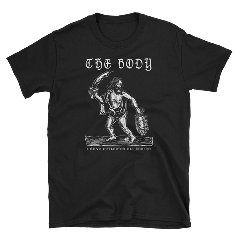 THE BODY Outlasted Desire Shirt