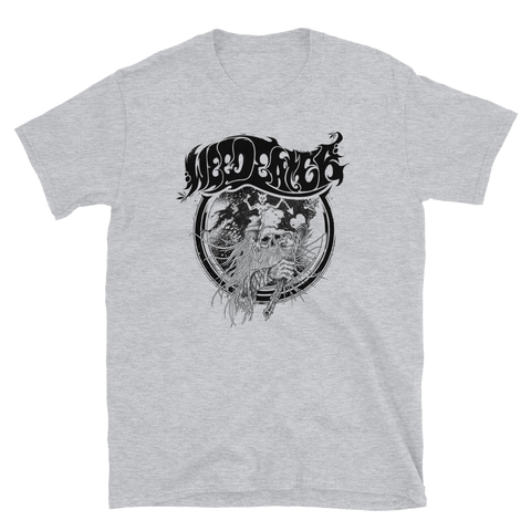 WEEDEATER Blackbeard Shirt Grey/White