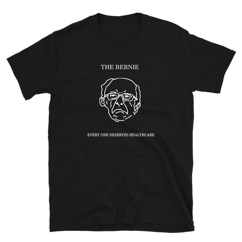THE BODY The Bernie Shirt - Black or Dark Heather