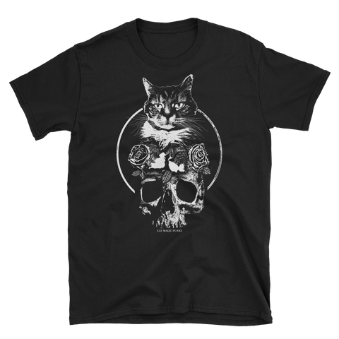 CAT MAGIC PUNKS Feline Forever Shirt