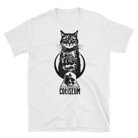 COLISEUM Cat Magic White Shirt