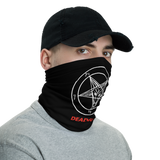 DEADGUY Pentagram Neck Gaiter / Face Mask