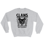 CAT MAGIC PUNKS CLAWS Crewneck Sweatshirt