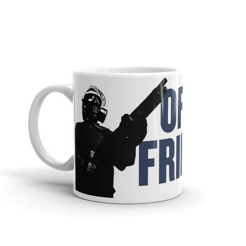 STEALWORKS Officer Friendly? Mug