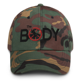 THE BODY Camouflage Hat