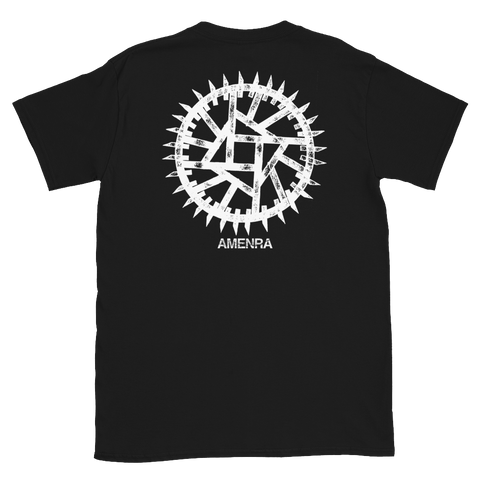 AMENRA Wheel Of Progress Black Shirt