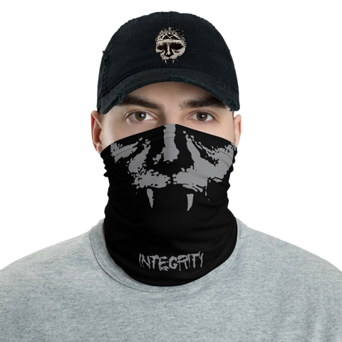 INTEGRITY Skull Neck Gaiter / Face Mask