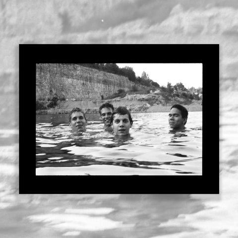 SLINT Spiderland Cover Photo Giclee Print Poster 18x24""