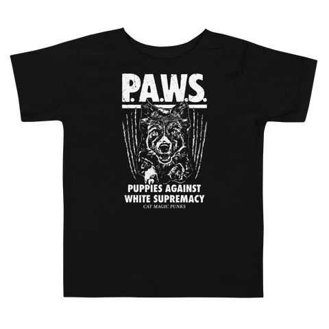 CAT MAGIC KIDS PAWS Toddler Shirt