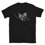 JAYE JAYLE Skeleton Wings Shirt