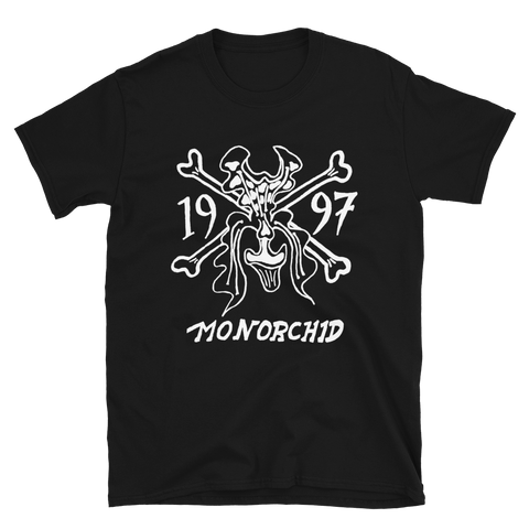 MONORCHID 1997 Shirt White/Black