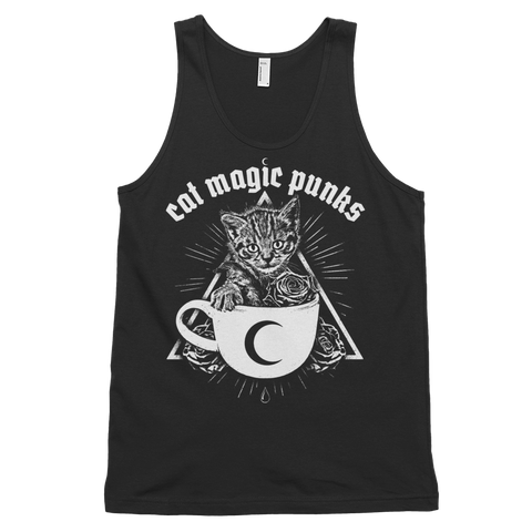 CAT MAGIC PUNKS Kitty Cup Tank