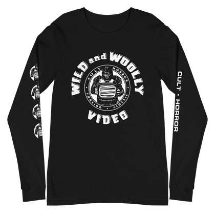 WILD AND WOOLLY VIDEO Long Sleeve