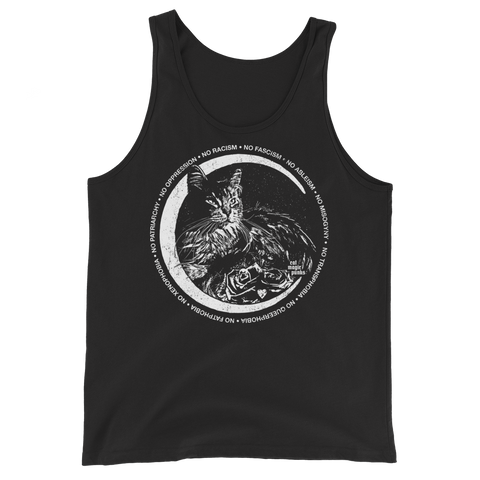 CAT MAGIC PUNKS Infinite Love Tank