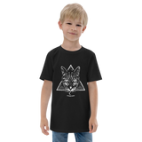 CAT MAGIC KIDS Four Eyes Youth Shirt