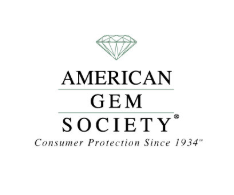 American Gem Society badge