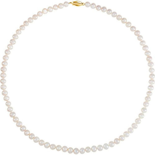 a perfect strand of pearls from Parker Edmond