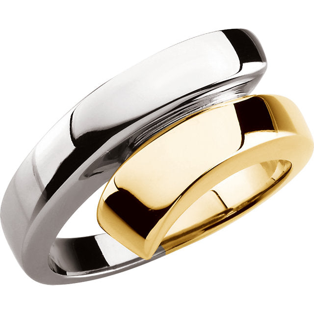 Polished 14K Yellow Fashion Ring by Parker Edmond - ParkerEdmond