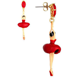 PAS DE DEUX EARRINGS - Ballerina Collection - ParkerEdmond