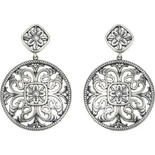 Load image into Gallery viewer, Orleans Collection Filigree Earrings by Parker Edmond - ParkerEdmond