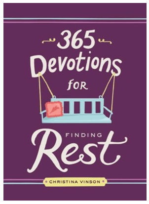 365 Devotions for Finding Rest
