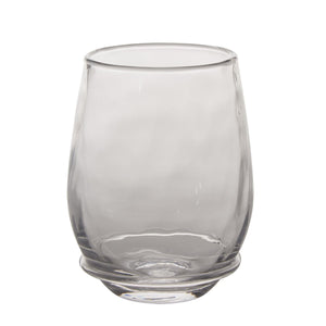 CARINE STEMLESS WHITE WINE GLASS