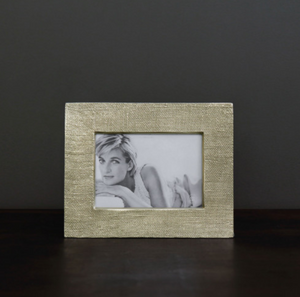 SIERRA Fina 5 x 7 Frame (Gold) - MEDIUM