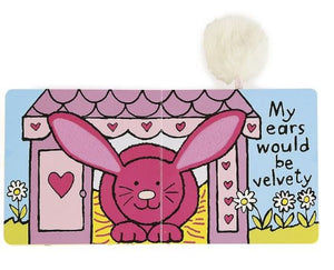 Jellycat If I Were A Rabbit Book