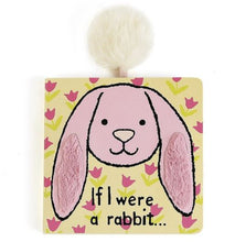 Load image into Gallery viewer, Jellycat If I Were A Rabbit Book