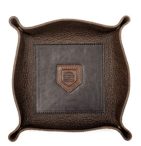 Theodore Leather Desk Caddy