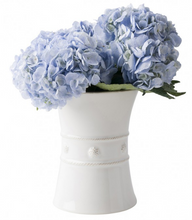Load image into Gallery viewer, BERRY & THREAD WHITEWASH UTENSIL CROCK/FLOWER VASE