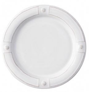BERRY & THREAD FRENCH PANEL WHITEWASH DINNER PLATE