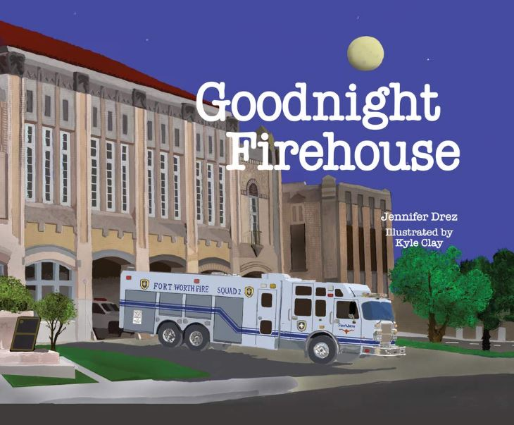 Goodnight Firehouse Book
