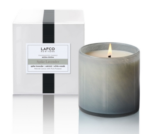 LAFCO SPIKE LAVENDER | SIGNATURE 15.5OZ CANDLE