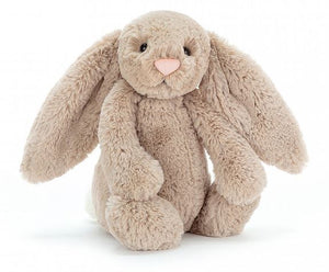 Jellycat Bashful Medium Beige Bunny