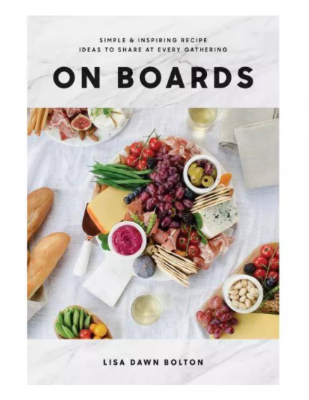 On Boards - by Lisa Dawn Bolton (Hardcover)