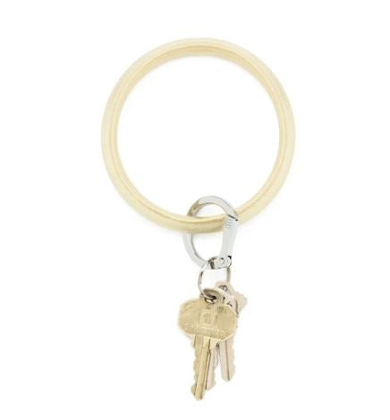 Big O Key Ring-Gold Rush