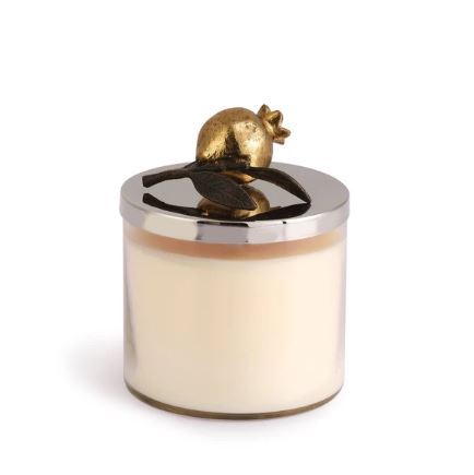 Michael Aram | Pomegranate Gold Candle