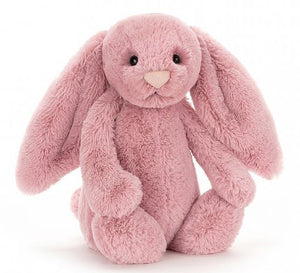 Jellycat Bashful Medium Tulip Pink Bunny