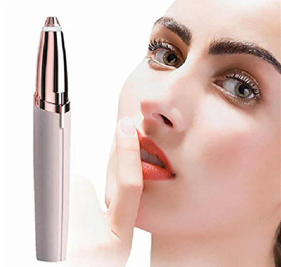Electric Shaver Painless Eye Brow Epilator Electric Shaver For Women Eyebrow Trimmer