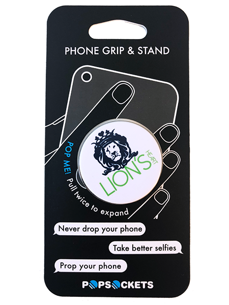 Lion's Heart Popsocket