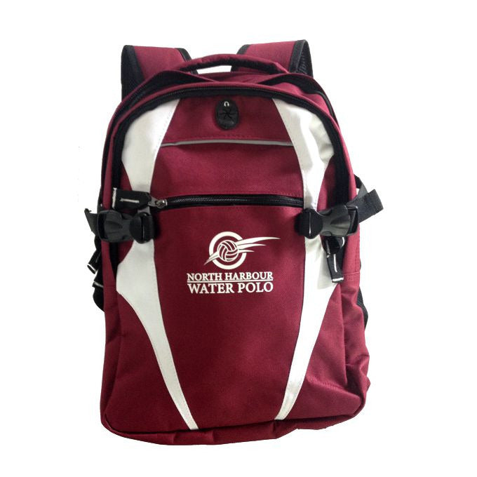 North Harbour Waterpolo Backpack