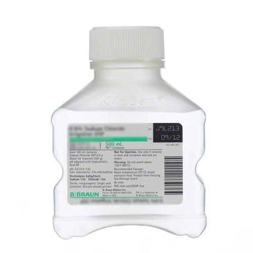 B. Braun 0.9% Sodium Chloride for Irrigation (saline) (4447580749937)
