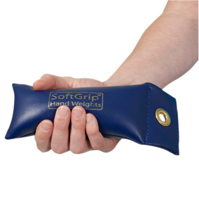 CanDo SoftGrip Hand Weight